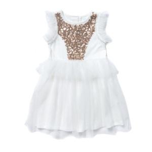 €30 Toddler Girls Milk Dress